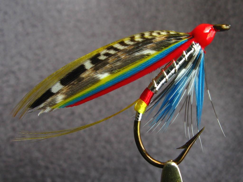 silver doctor wet flies « don bastian wet flies, Fly Fishing Bait