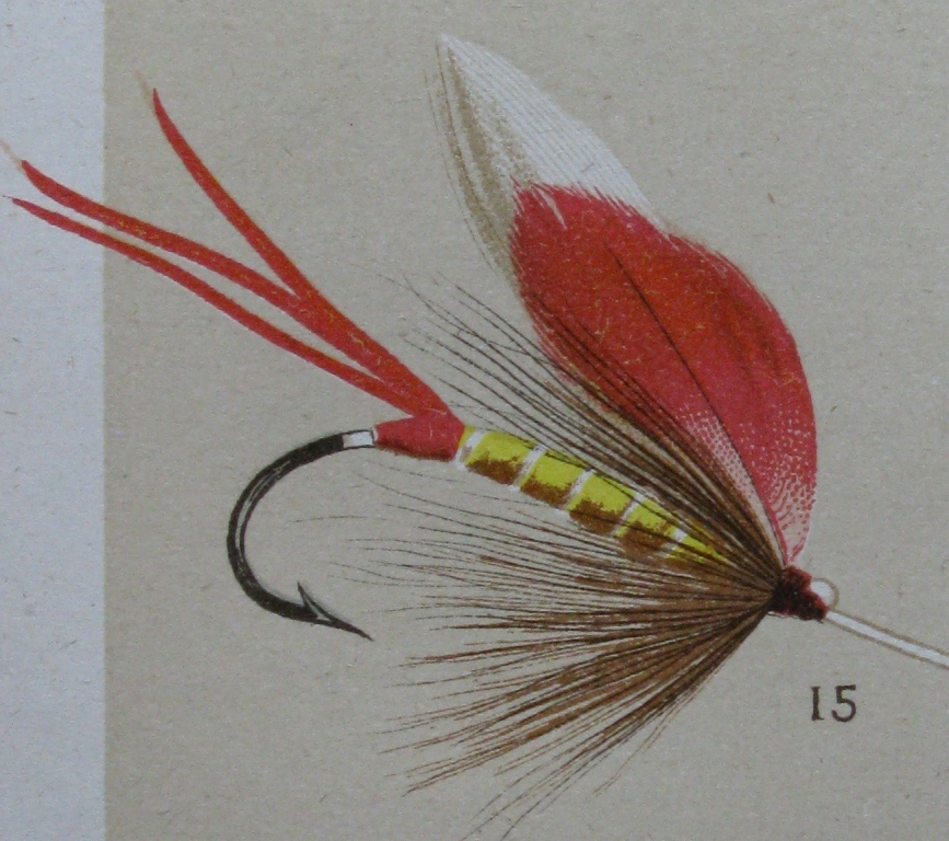 lake flies « don bastian wet flies, Fly Fishing Bait