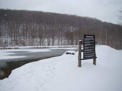 Lake Gosling - Seven Springs Mountain Resort, Champion,Pennsylvania.