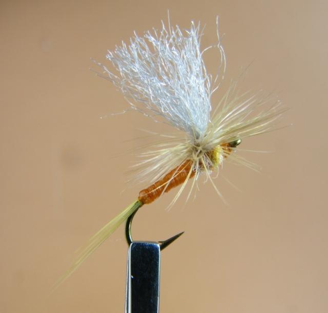 #16 Sulphur Parachute Dun