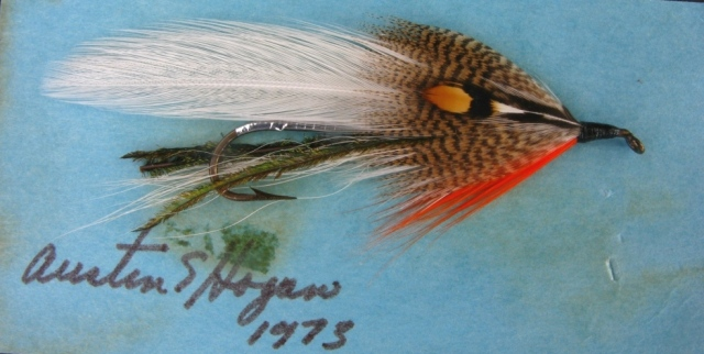 Black Witch streamer fly -