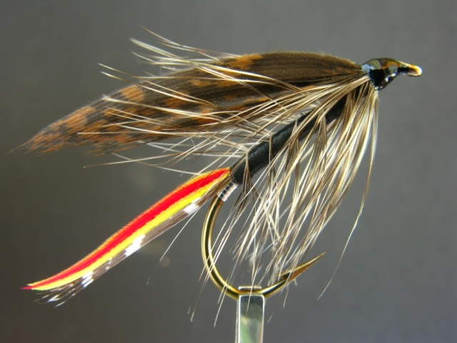 Fletcher wet fly -