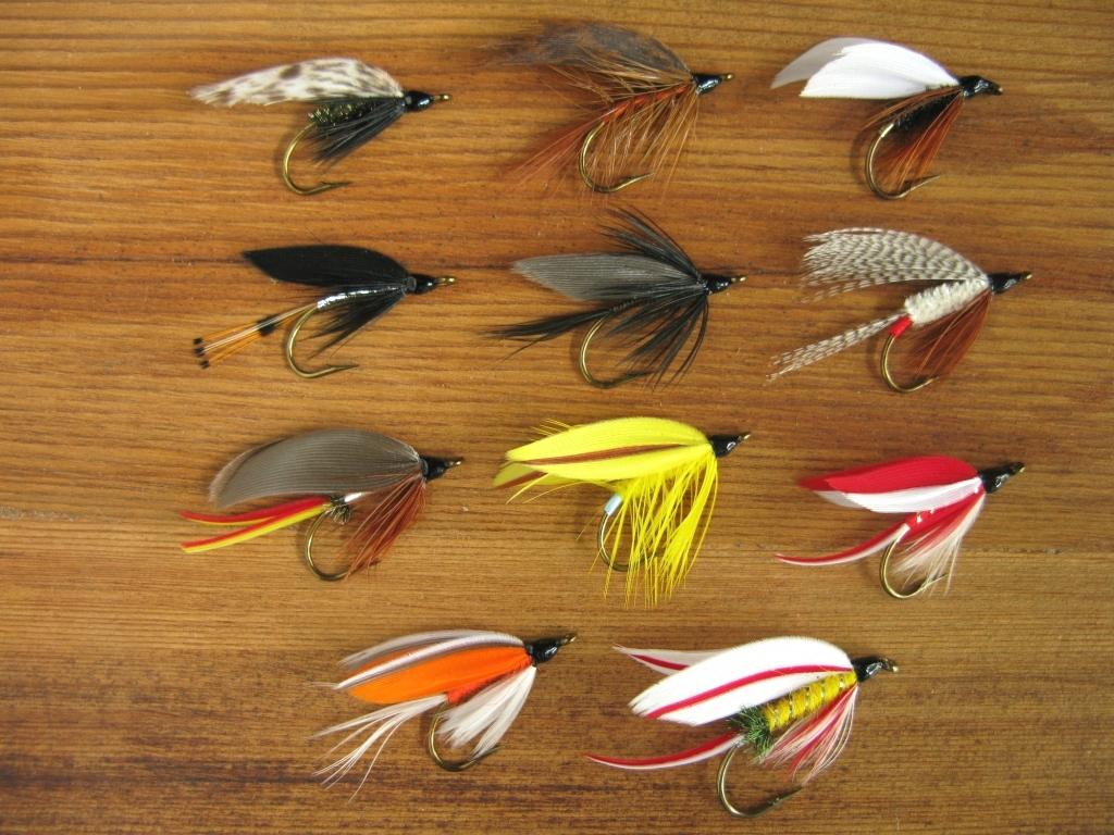 Classic wet flies don bastian wet flies for Fly fishing tying