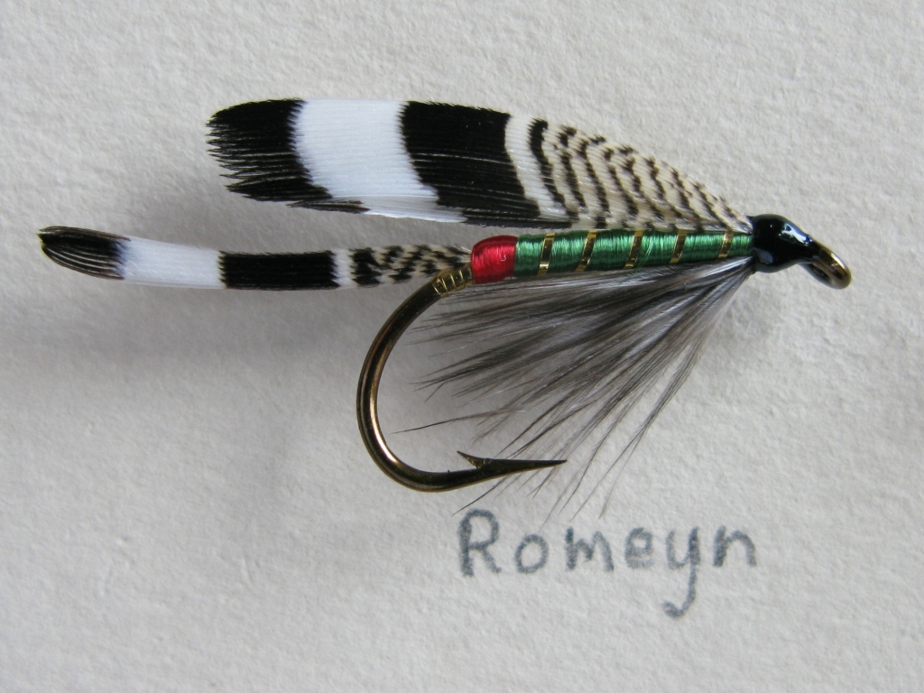 classic wet flies « don bastian wet flies, Fly Fishing Bait