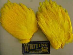 Whiting Streamer Pack - thankfully some companies are breeding and  producing feathers for the streamer tiers.