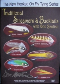Traditional Streamers and Bucktails, 2007, recorded and produced by Bennett- Watt Entertainment