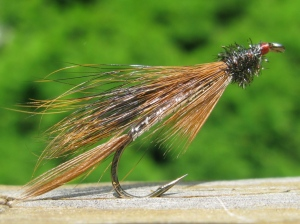 The RSP - tied by Don Bastian. We almost always tie and fish this fly in a #8 or #10, 3x long shank hook.